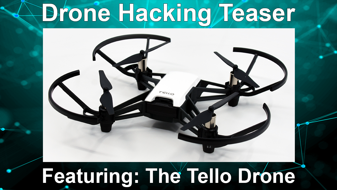 Drone Hacking Teaser